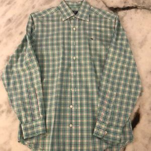 Vineyard vines men's button down shirt
